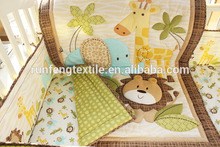 New Design Pretty Crib Set baby bedding sets cot for twins