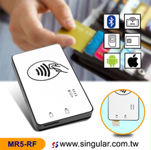 Handheld RFID Contactless Android Bluetooth card reader