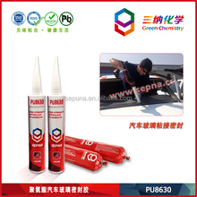 Car Side Body Weld Bonding for PU8630 Windshield Adhesive
