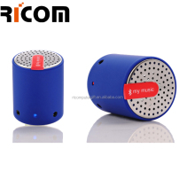 Portable Drum Shape Wireless Bluetooth speaker for iPhone iPod iPad Android or Other Smartphone devices