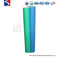 low price roof material of pvc water resistant waterproof membrane