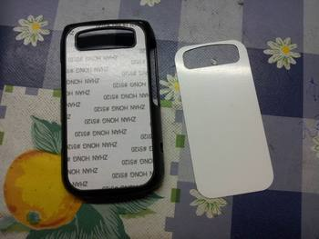 For sublimation blackberry 9700 case