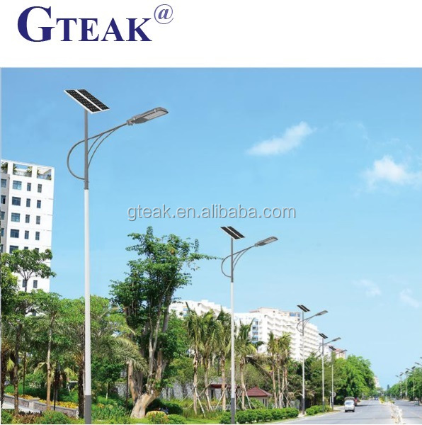alibaba china supplier 15w outdoor waterproof adjustable led solar street light proposal 20v with motion sensor
