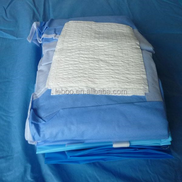 Disposable surgical delivery pack(Orthopedic pack)