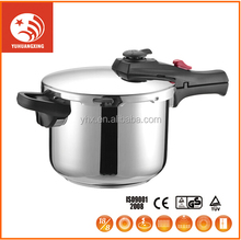Factory supply high quality induction stainless steel commercial pressure cooker