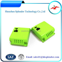 Small plastic injection molded products