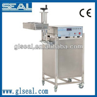 plastic bottle aluminum foil sealing machine