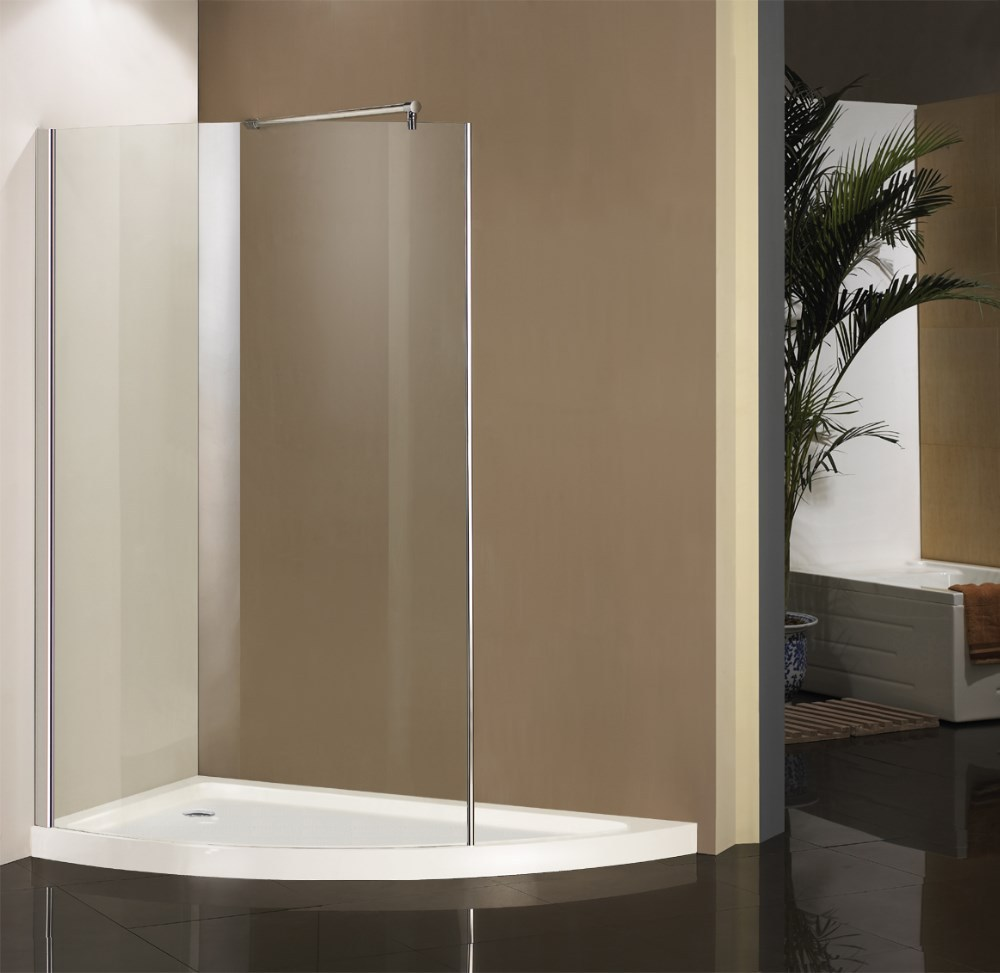 Wholesale Glass Shower Doors Frameless Online Buy Best Glass Shower Doors Frameless From China