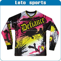 Sublimated Motorcycle Clothing Auto Racing Wear Custom