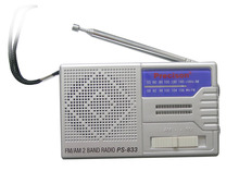AM/FM 2 Band Radio
