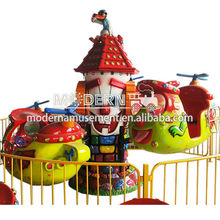 China amusement ride big eye plane attractive kids games