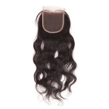 Top quality no shedding and no tangle 4''x4'' lace closures with baby hair