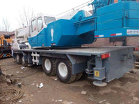 Used crane TADANO 160 ton, AR1600M Original from Japan/Used Tadano truck crane 160 ton/160T tadano crane truck for sale in China