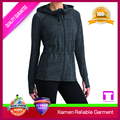 Blank intimate apparel china sports wear woman softshell jacket