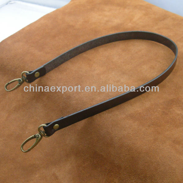 Customize black brown hardware women shoulder bag parts leather bag parts and accessories