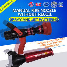 Fire Jet Spray Nozzle Foam Fire Hose Nozzle
