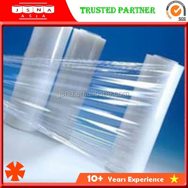 Vehicle usage Excellent product protection LLDPE Plastic Stretch Film