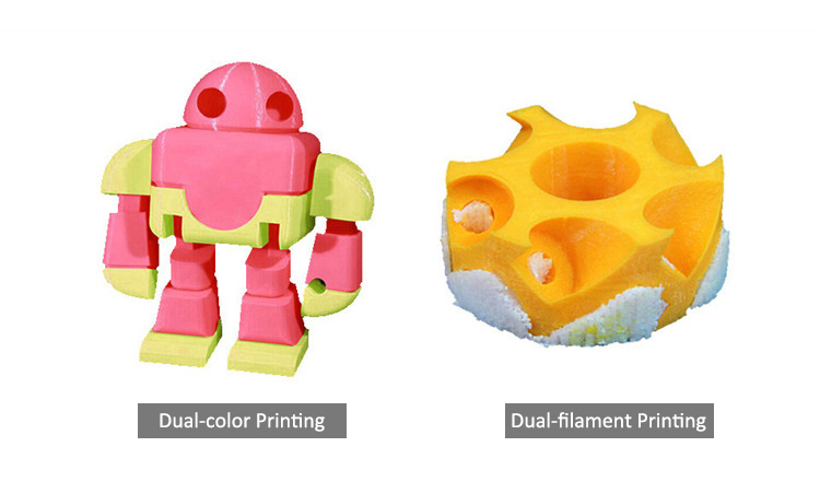 Flashforge 3D printer Creator Pro, dual extruders, 3D Hubs star products in 2019