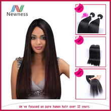 Finest Quality 100% unprocessed virgin brazilian hair wholesale hair extenion bump hair