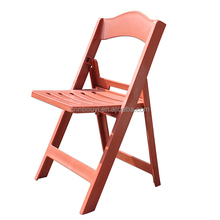factory price garden plastic folding chair