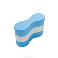 Huaxu High quality two/three/four layers customer design pool buoys, EVA pull buoy float board swimming pool