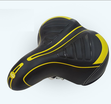 High Elastic And Wide Soft Bicycle Saddle