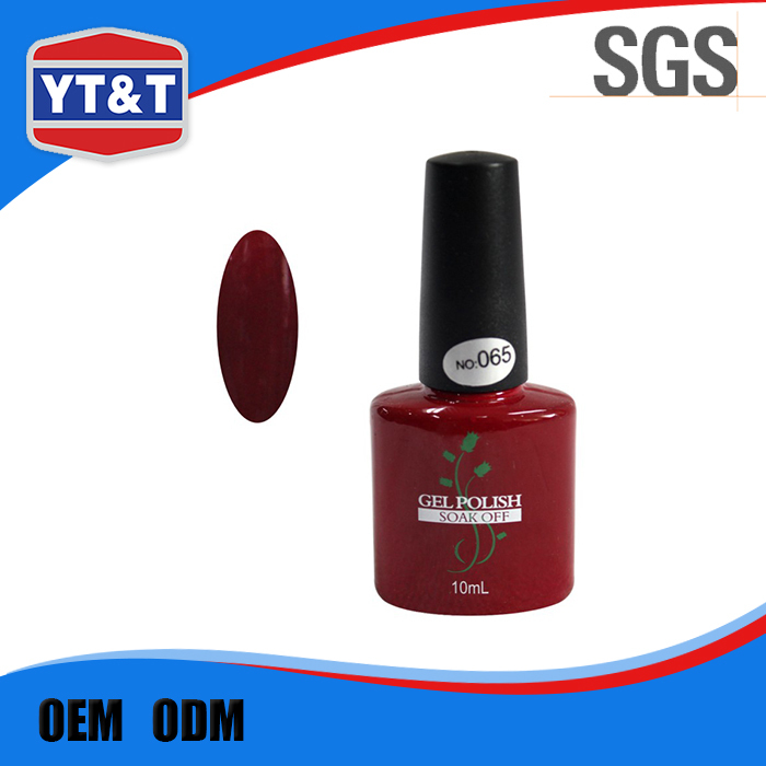 Well-Known Chinese Factory Different Size Packaging Home Consumer Nail Polish Making Kits