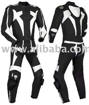 Custom made leather motorcycle suits/jackets/pants