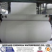 Non-woven polyester bitumen mat for waterproof membrane --- China factory price