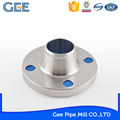 High pressure stainless steel WNRF flanges
