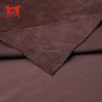 polyester fabric for sofa cover material/shoes lining/home textile in world Market