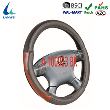special pattern spinning steering wheel cover for universal car