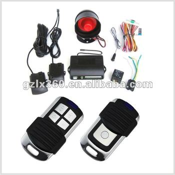 lastest DC 24V car alarm system for sale