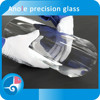 Anole 0.6/0.7/0.8mm raw material MEMS Wafer substrate Tempered Float Glass
