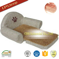 Factory direct china indoor outdoor pet house pet soft bed
