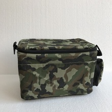 ETC5 Auto Electronics 5L cooler box camouflage mini fridge