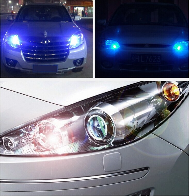 Universal Automobile 2W SMD5050 T10 Led Bulbs,Led Auto Parts Light
