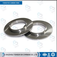 Low price Cemented tungsten carbide seal ring for oil and gas industry