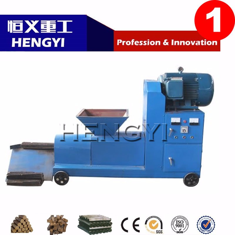Excellent wood crushing crusher machine/rice straw charcoal briquette making machine