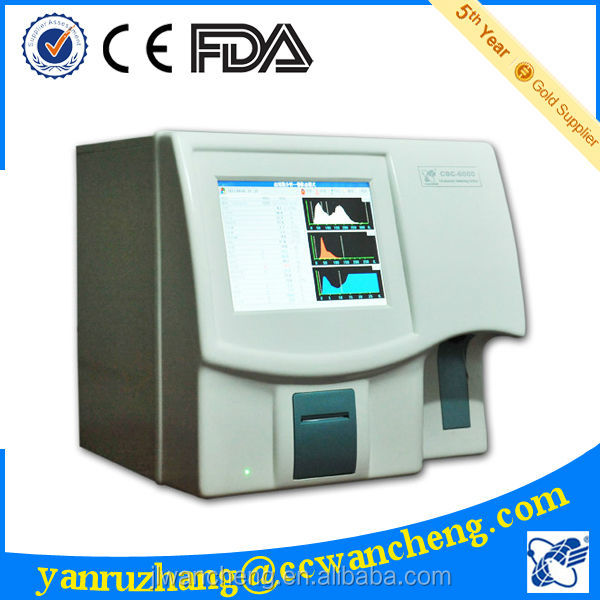 Hematology analyzer CBC-6000/Analysis Machine Price