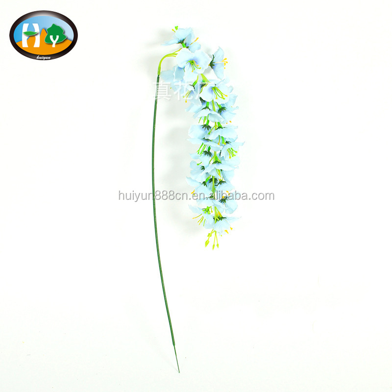 Yiwu wholesale spring wedding decoration artificial wisteria flowers