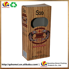 Custom design Christmas paper packaging box for cookie