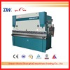 INT'L Brand-SLMT Anhui WC67K cnc hydraulic bender machine , cnc sheet metal bender machine , aluminium bender machine