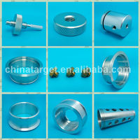 custom machining low volume cnc machined parts precise part