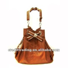 Latest Fashion handbag 2012 non Designer Drawstring
