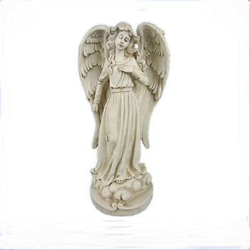 Wholesale Indoor Ornament Resin Angel Statues