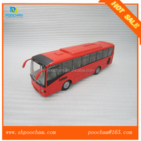 Custom made scale model toy bus 1 50