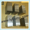 Henan high quality metal tungsten cube/ high density W1 99.95% tungsten ingot for sale/ high pure tungsten block supplier