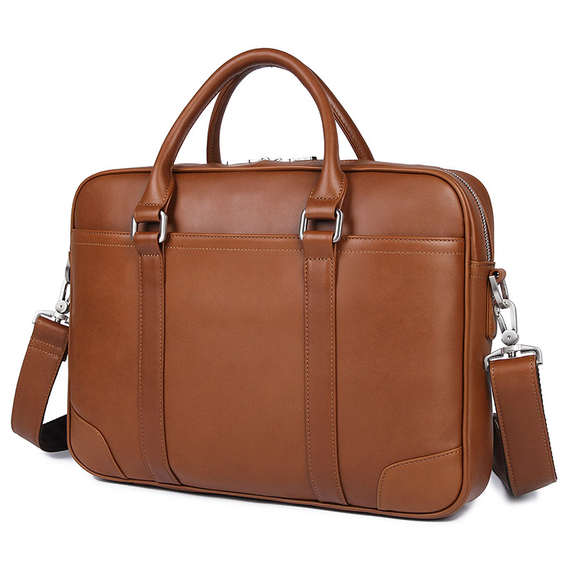 <strong>J</strong>.M.D Fashion Real Leather Men's Handbag For Business Laptop Bag Online Wholesale 7349B/-<strong>2</strong>