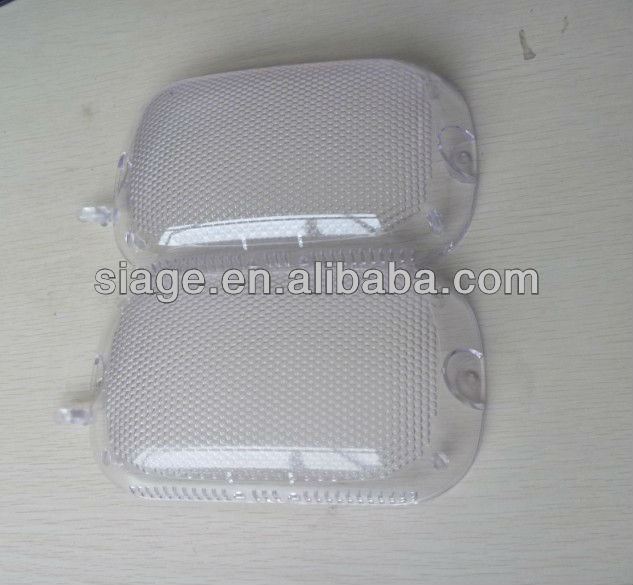 injection molding polycarbonate